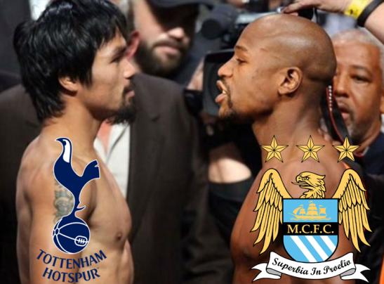 Spurs vs. ManCity