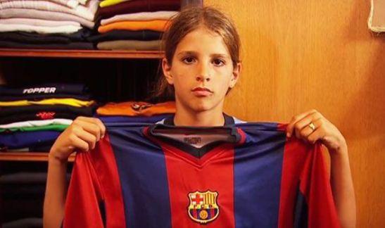 Young Erik Lamela