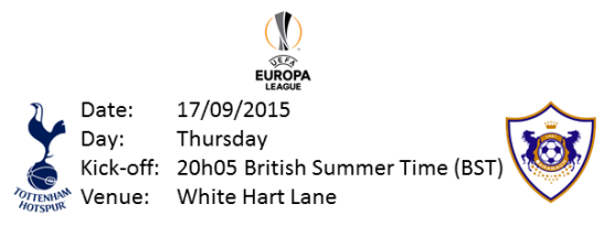 The Forward Line Europa FK Qarabag